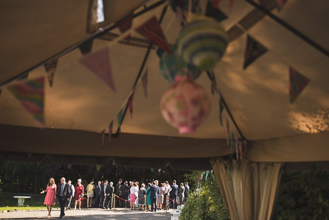 Pamela and Ken Beautiful Outdoor Wedding Ceremony in Station House Hotel 0147