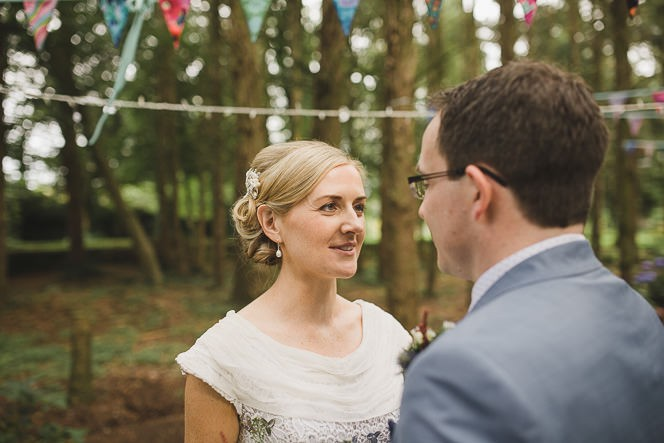 Pamela and Ken Beautiful Outdoor Wedding Ceremony in Station House Hotel 0158
