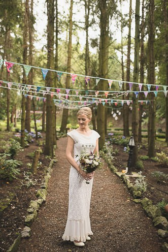 Pamela and Ken Beautiful Outdoor Wedding Ceremony in Station House Hotel 0161