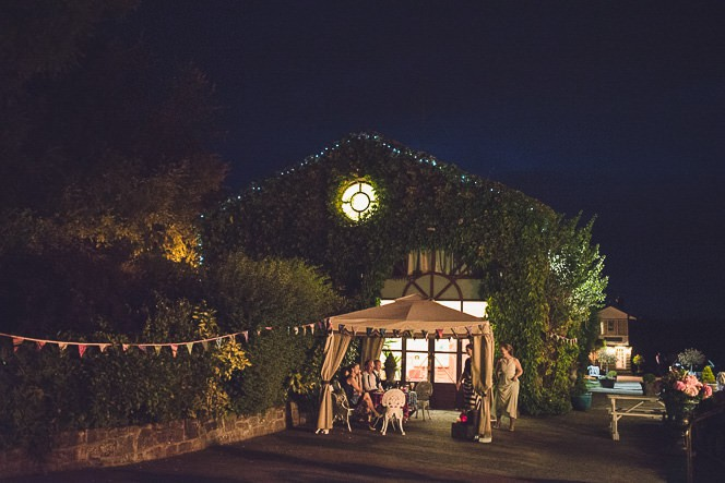 Pamela and Ken Beautiful Outdoor Wedding Ceremony in Station House Hotel 0222