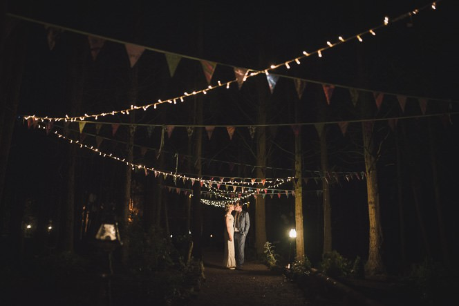 Pamela and Ken Beautiful Outdoor Wedding Ceremony in Station House Hotel 0224