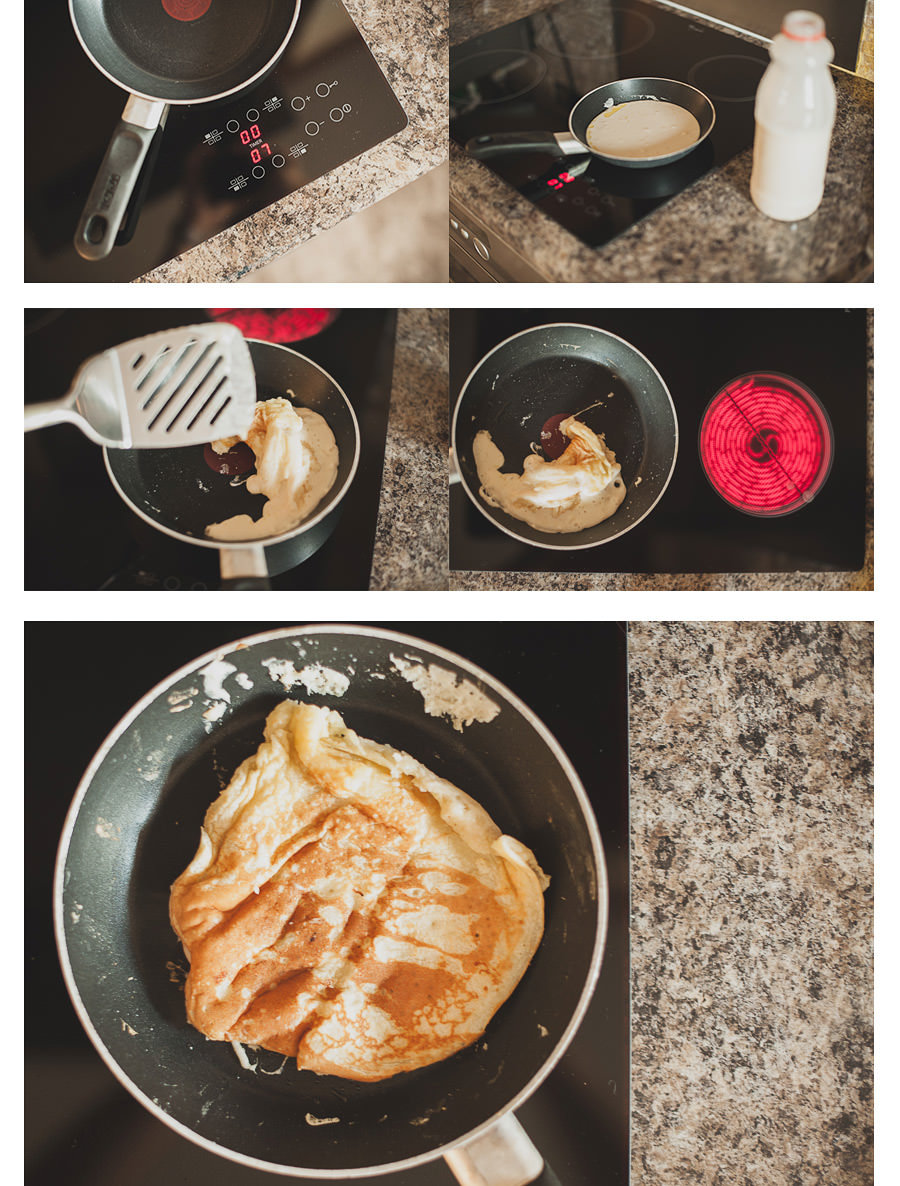 Personal Challenge | Pancakes... how hard can it be ?!