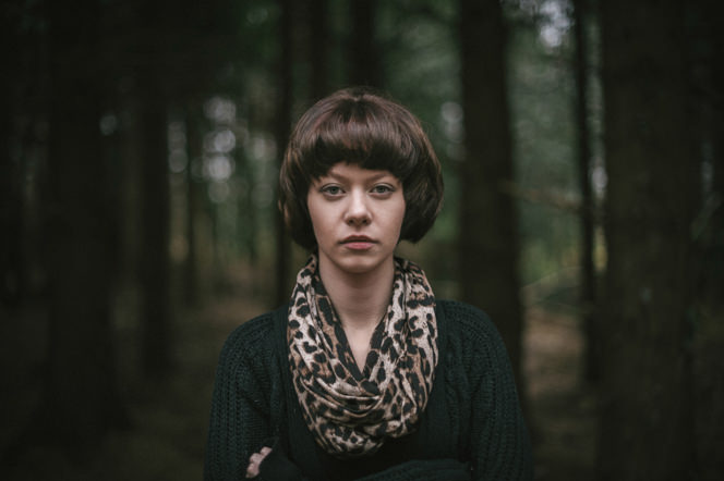 Chantelle lifestyle portraits in the forest dublin ireland beautiful sensual portraiture irish (9)