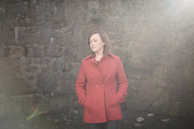 Claire Lifestyle Portraits in Ireland, Portlaoise, Rock of Dunamaise, Beautiful Woman Portraiture 06
