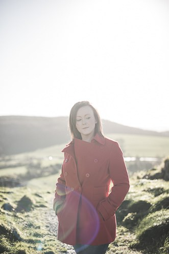 Claire Lifestyle Portraits in Ireland, Portlaoise, Rock of Dunamaise, Beautiful Woman Portraiture 10