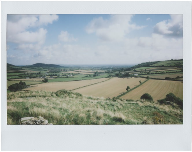 instax film photograph from laois, alternative weddings in ireland coming this year (1)