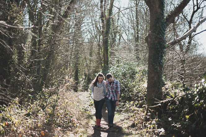 Laura + David | Engagement Shoot | Wedding Photography Cork