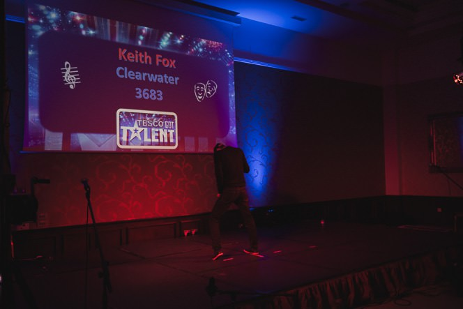 Tesco Got Talent Charity Event | Wedding Photographer