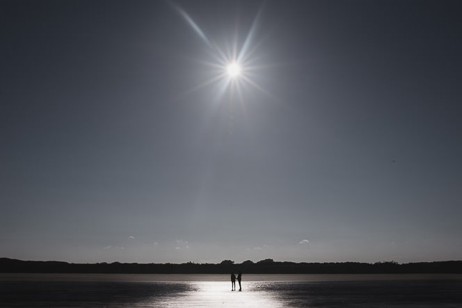 Ursula and Colin Engagement Shoot at Portmarnock Beach in Dublin by Alternative Irish Wedding Photographer (24)