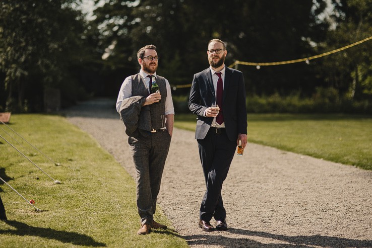 S + D   Cloughjordan House Wedding Ireland
