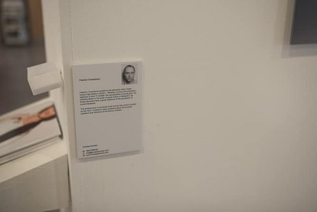 Final yeah exhibition in griffith college dublin documented by tomasz kornas alternative wedding photographer based in ireland 1