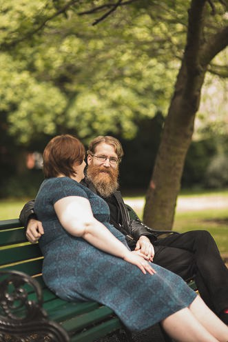 Beautiful Engagement Photoshoot in Herbert Park Dublin Ireland by Wedding Photographer Tomasz Kornas0011