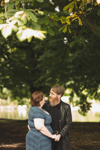 Beautiful Engagement Photoshoot in Herbert Park Dublin Ireland by Wedding Photographer Tomasz Kornas0024