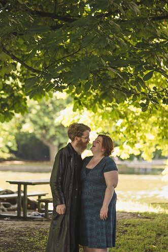 Beautiful Engagement Photoshoot in Herbert Park Dublin Ireland by Wedding Photographer Tomasz Kornas0067