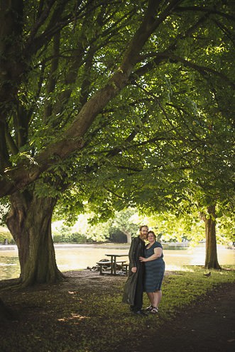 Beautiful Engagement Photoshoot in Herbert Park Dublin Ireland by Wedding Photographer Tomasz Kornas0071