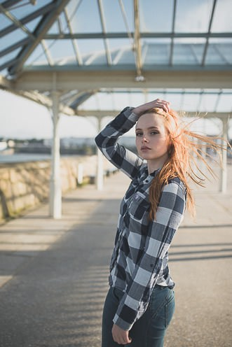 Natural outdoor portraits with megan bea tiernan in Dun Laoghaire Pier Ireland 0038