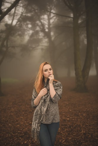 Personal Portraits ~ Megan ~ Irish Mist
