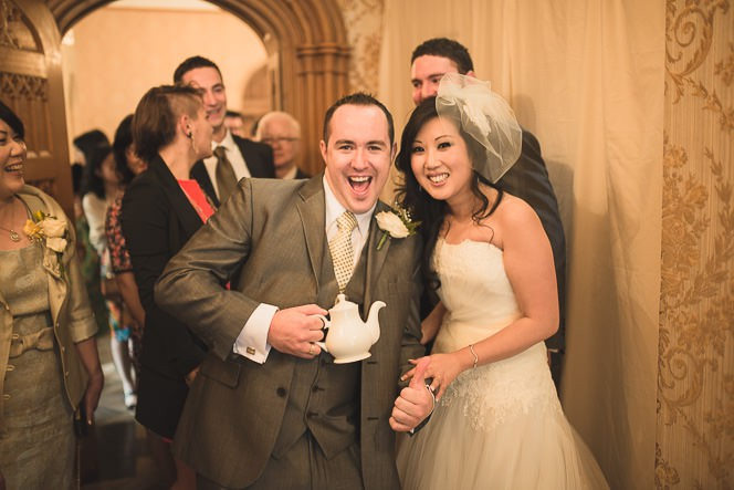 S + R ~ Irish Wedding ~ Johnstown Castle Ireland