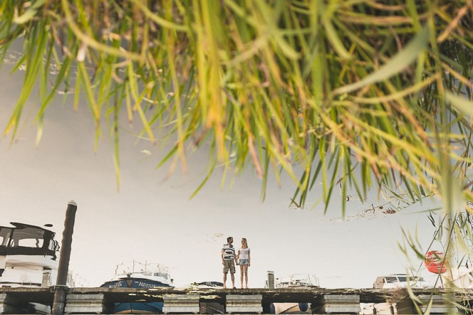 Louise and Kieran Natural relaxed pre wedding photography at lake 0035