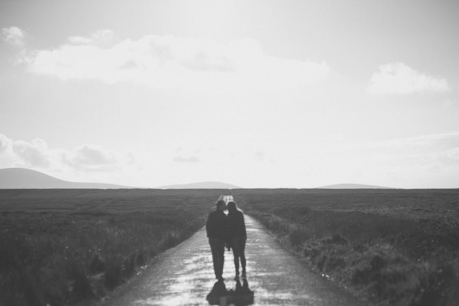 Aoife Kevin Beautiful Romantic Pre Wedding Photography in Wicklow Mountains Ireland 0010