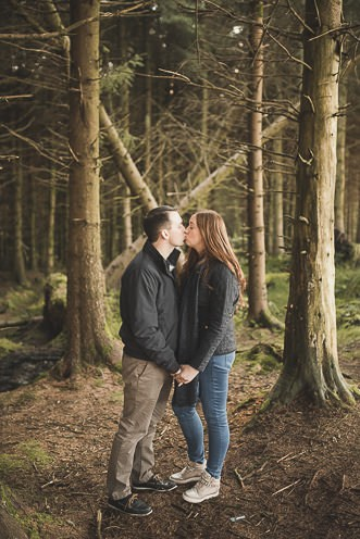 Aoife Kevin Beautiful Romantic Pre Wedding Photography in Wicklow Mountains Ireland 0016