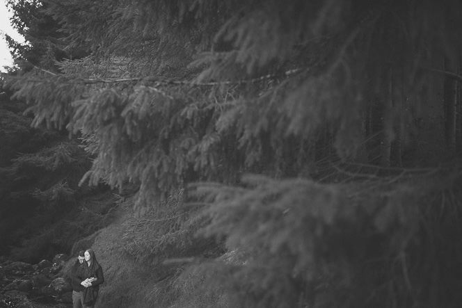 Aoife Kevin Beautiful Romantic Pre Wedding Photography in Wicklow Mountains Ireland 0025