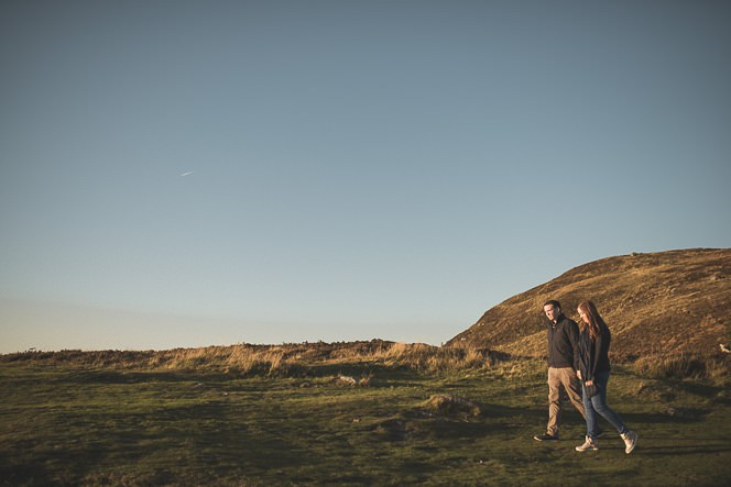 Aoife Kevin Beautiful Romantic Pre Wedding Photography in Wicklow Mountains Ireland 0027