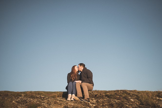 Aoife Kevin Beautiful Romantic Pre Wedding Photography in Wicklow Mountains Ireland 0042