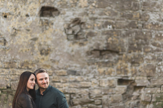 C + D ~ Ireland Romance ~ Pre Wedding Photography