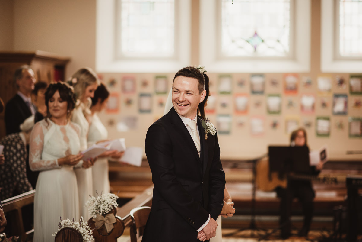 Rioghna + Cillian + Tinakilly Country House Wedding