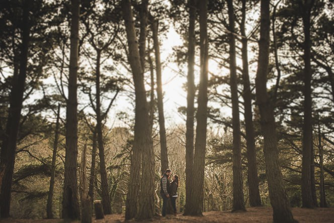 jacqui and conor beautiful natural engagement shoot in killiney hill dublin ireland documentary style by tomasz kornas 004
