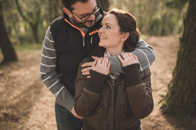 jacqui and conor beautiful natural engagement shoot in killiney hill dublin ireland documentary style by tomasz kornas 011