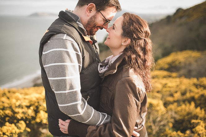 jacqui and conor beautiful natural engagement shoot in killiney hill dublin ireland documentary style by tomasz kornas 017