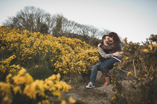 jacqui and conor beautiful natural engagement shoot in killiney hill dublin ireland documentary style by tomasz kornas 035
