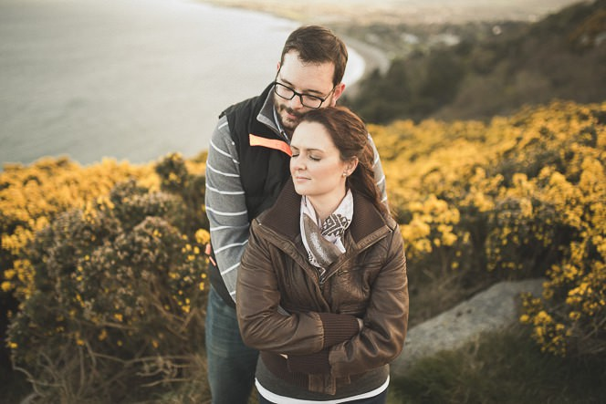 jacqui and conor beautiful natural engagement shoot in killiney hill dublin ireland documentary style by tomasz kornas 038