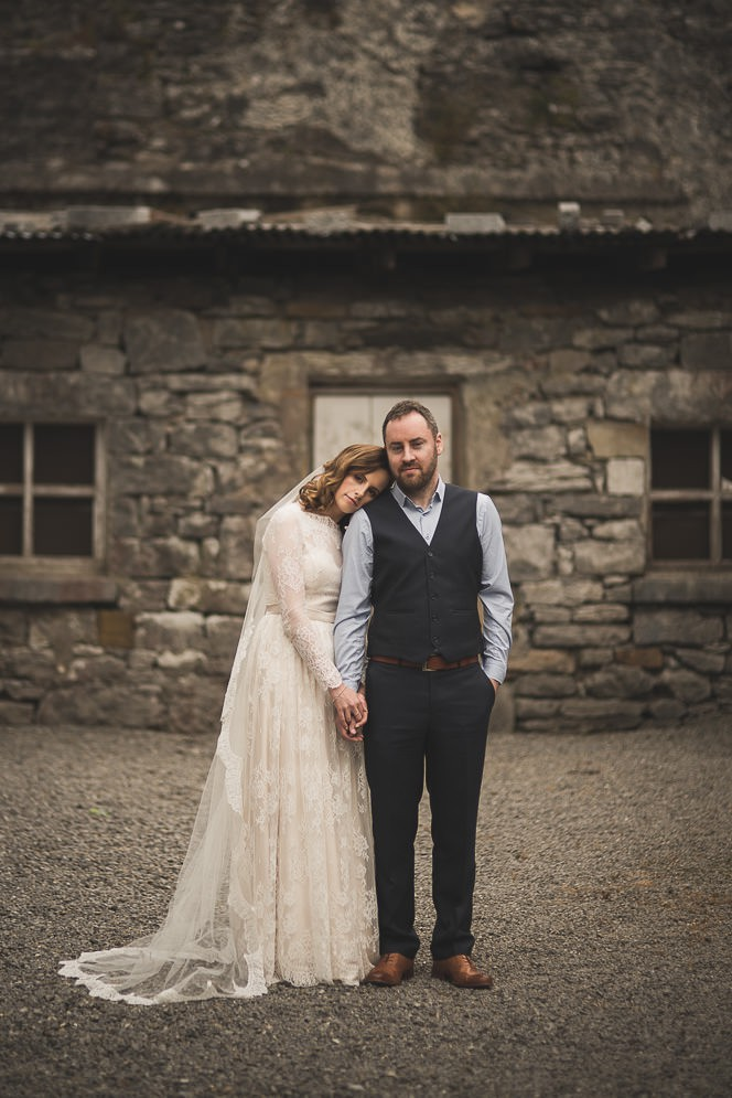 S + D ~ Alternative Wedding Photographer ~ Lodge at Ashford Castle ~ Cong Abbey