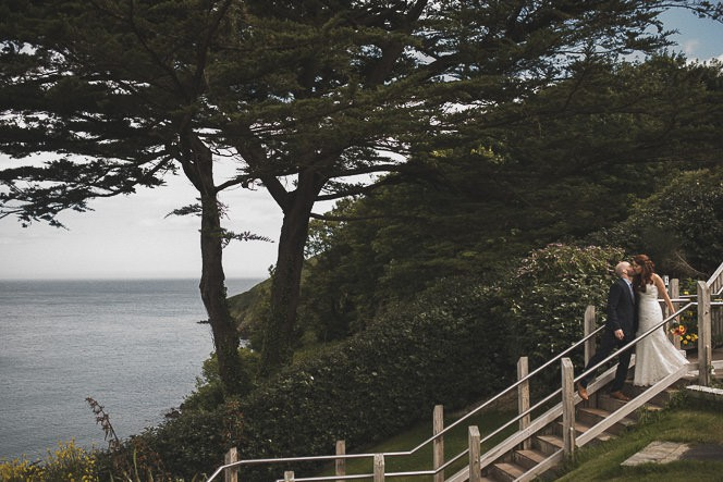 A + D ~ Preview ~ Cliff House Hotel Wedding Ireland