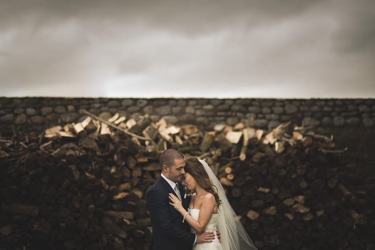 C + B ~ Preview ~ Ballymagarvey Village Wedding Photographer ~ Ireland