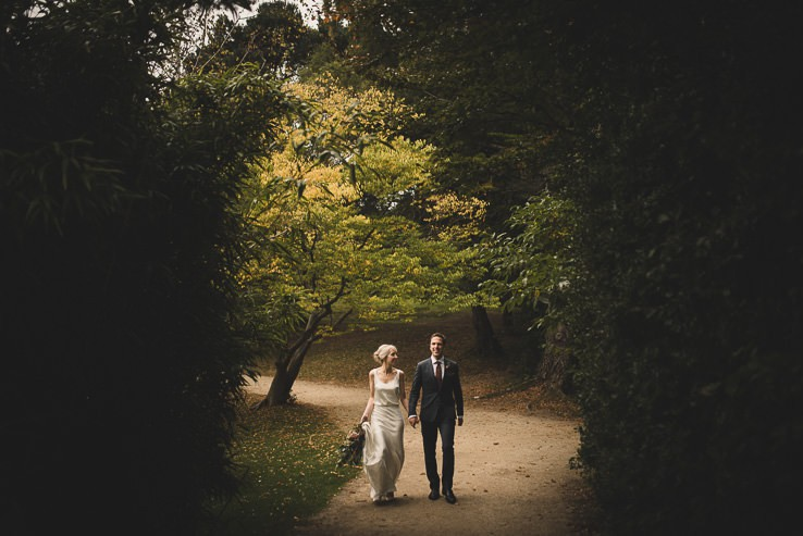 L + T ~ Powerscourt House & Gardens ~ Irish Wedding Photography Preview