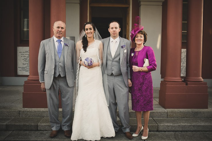 S + S ~ Boyne Hill House Wedding ~ Irish Wedding Photography