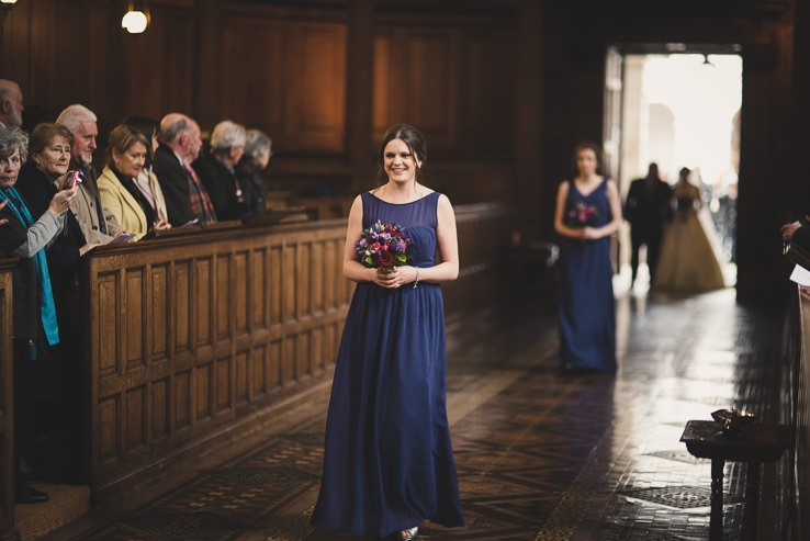 E +M ~ Trinity College Dublin Wedding ~ The Long Room ~ Documentary Wedding Photography