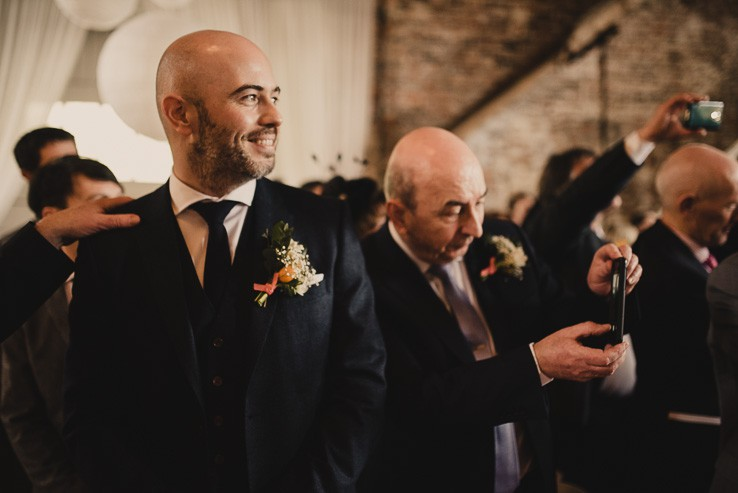 L + M   The Millhouse Slane Wedding