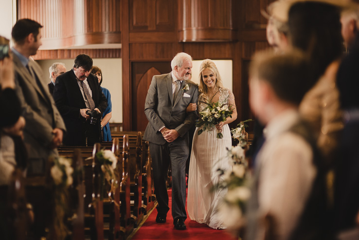 Leona + Aidan   Tankardstown House Wedding