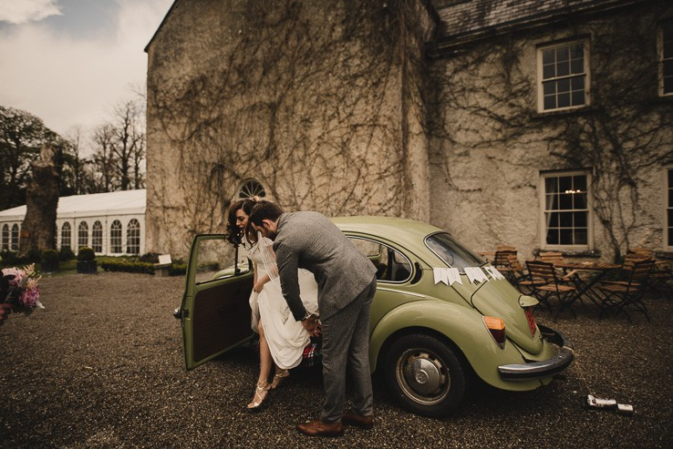 Gail + Philip   Cloughjordan House Wedding