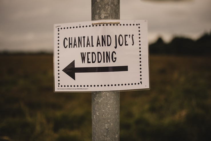 Chantal + Joe   Brigits Garden Wedding Galway