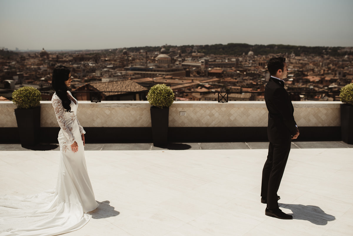 destination wedding photographer rome fotografo matrimonio roma casina valadier 036