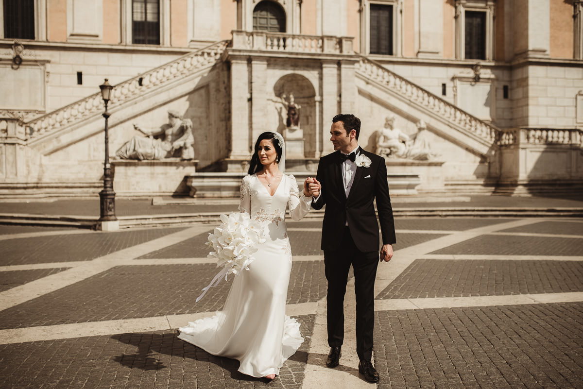 destination wedding photographer rome fotografo matrimonio roma casina valadier 080