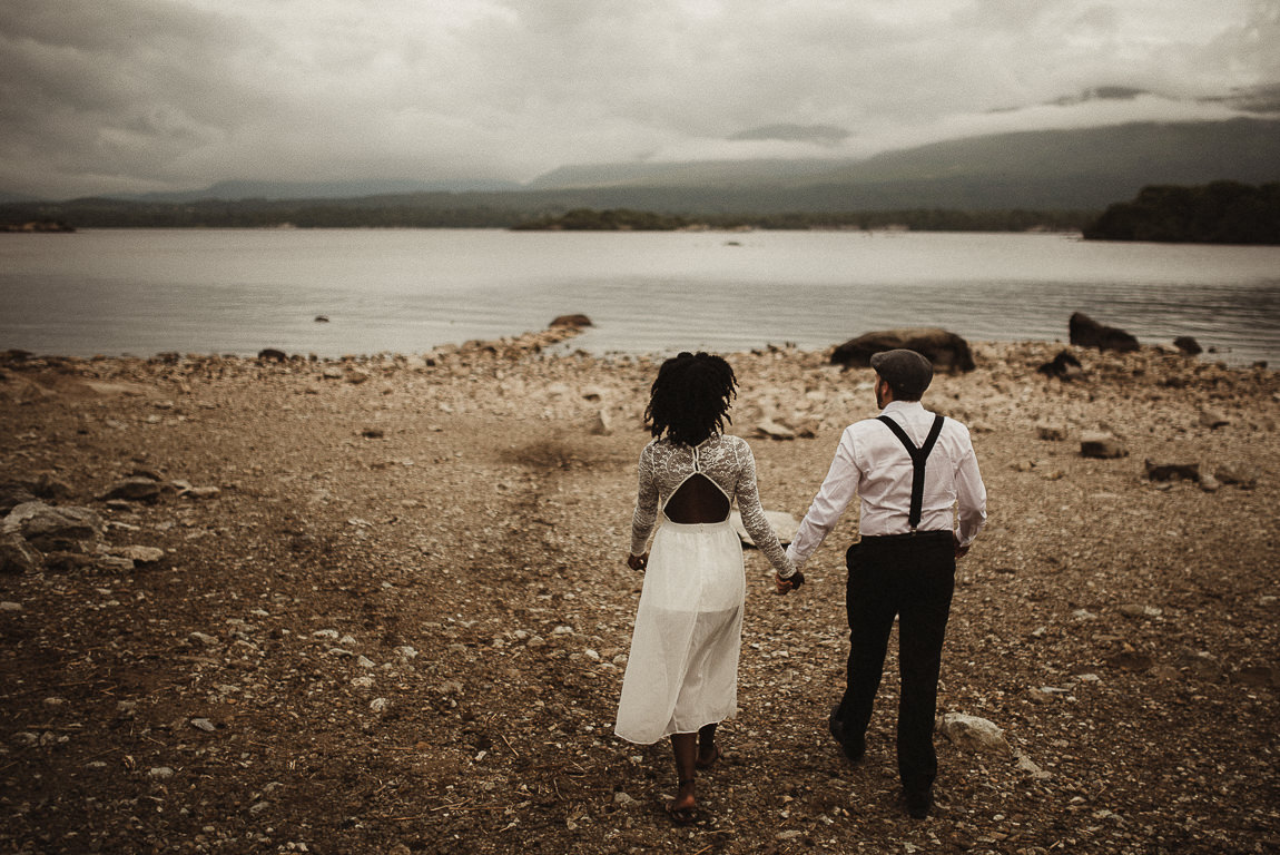 killarney elopement wedding photography ireland beautiful couple portraits love romantic ligtht 003