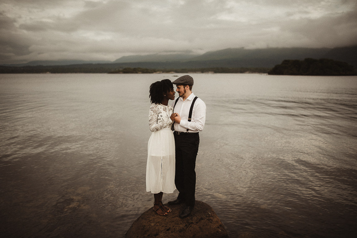 killarney elopement wedding photography ireland beautiful couple portraits love romantic ligtht 007