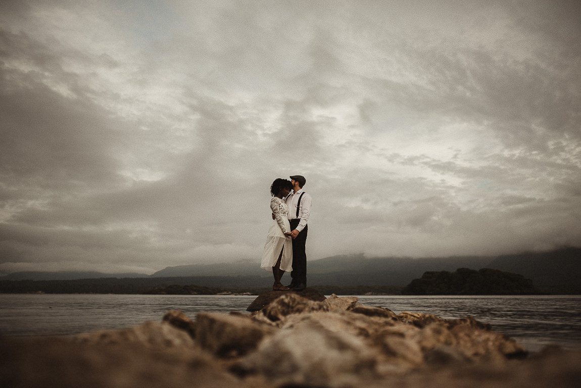 killarney elopement wedding photography ireland beautiful couple portraits love romantic ligtht 009